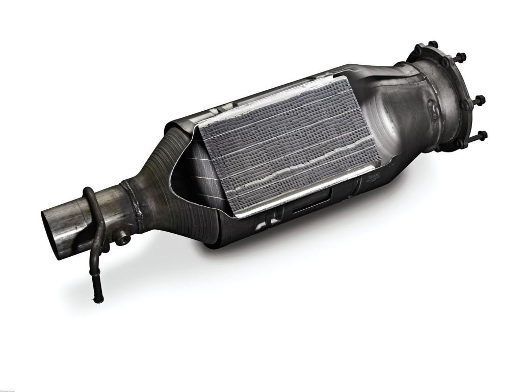 Regenerarea de urgență a filtrului de particule la diesel