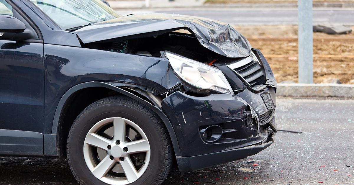 Cât de mult va plăti asigurarea pentru o mașina cu daună totală?